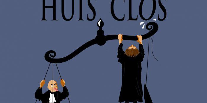 La série «Huis Clos» sur ulule !