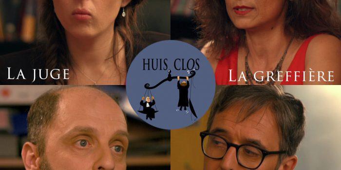 Huis Clos : Bientôt en ligne !