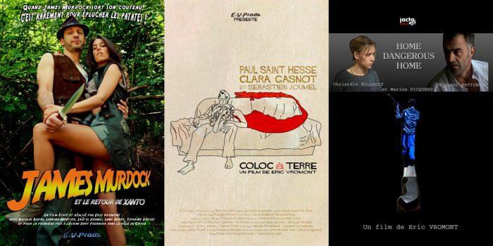Mes films sont en mode public !