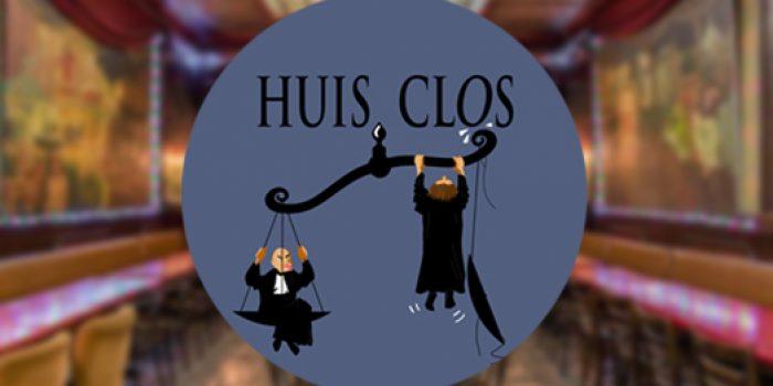 Huis Clos nouvelle projection, le dimanche 12 mars !