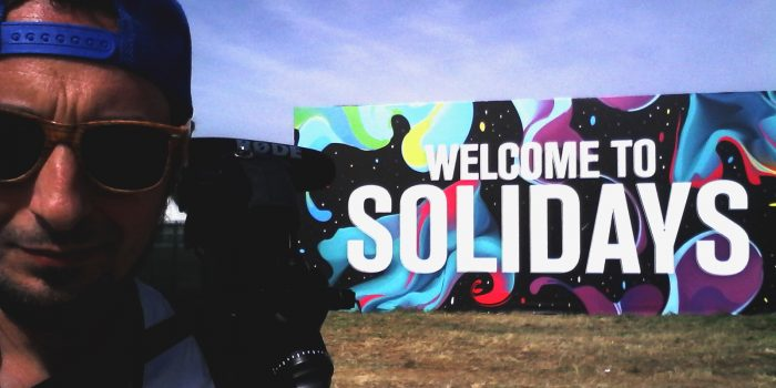 Solidays – Les 20 ans !