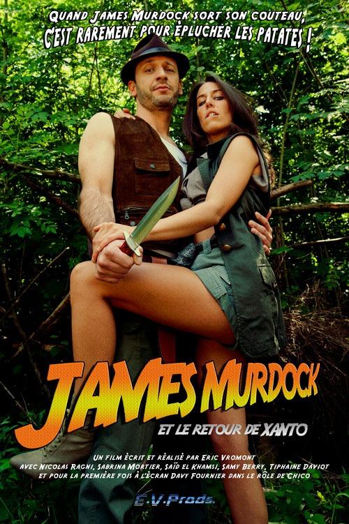James Murdock et le retour de Xanto - Affiche