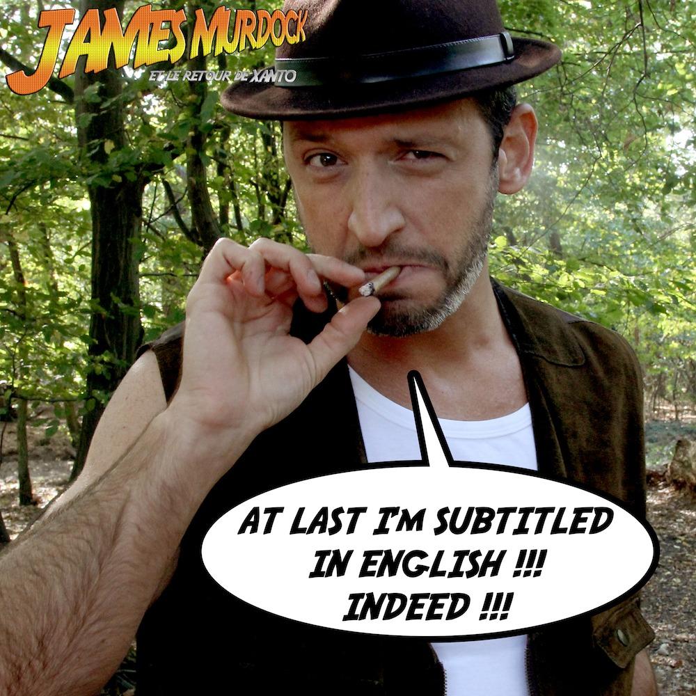 News #014 - Murdock en anglais