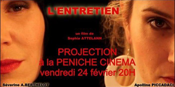 Projection du film «l'entretien» de Sophie Attelann