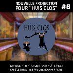 News #052 - Huis clos - Projection #3