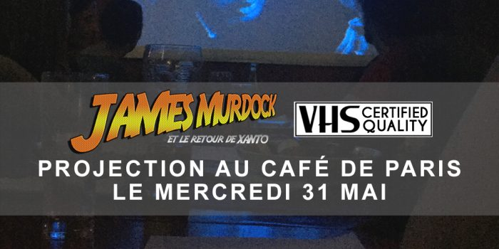 James Murdock et les retours de la projection !