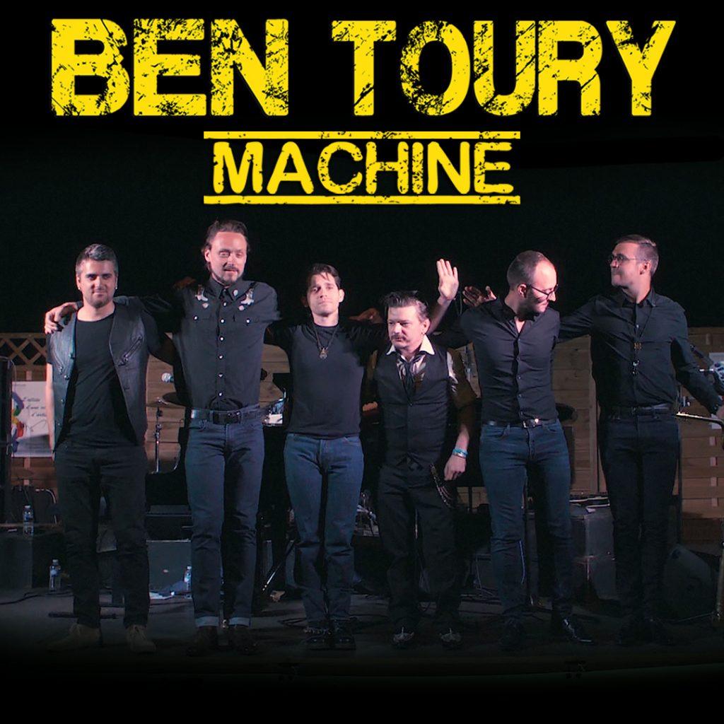 News #063 - Ben Toury Machine