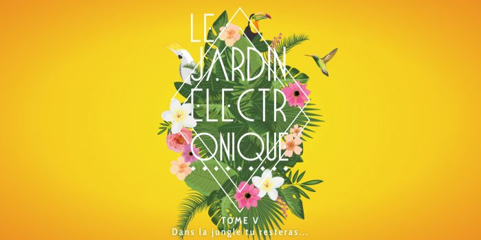 «Le jardin électronique – Tome 5» – L'Aftermovie !