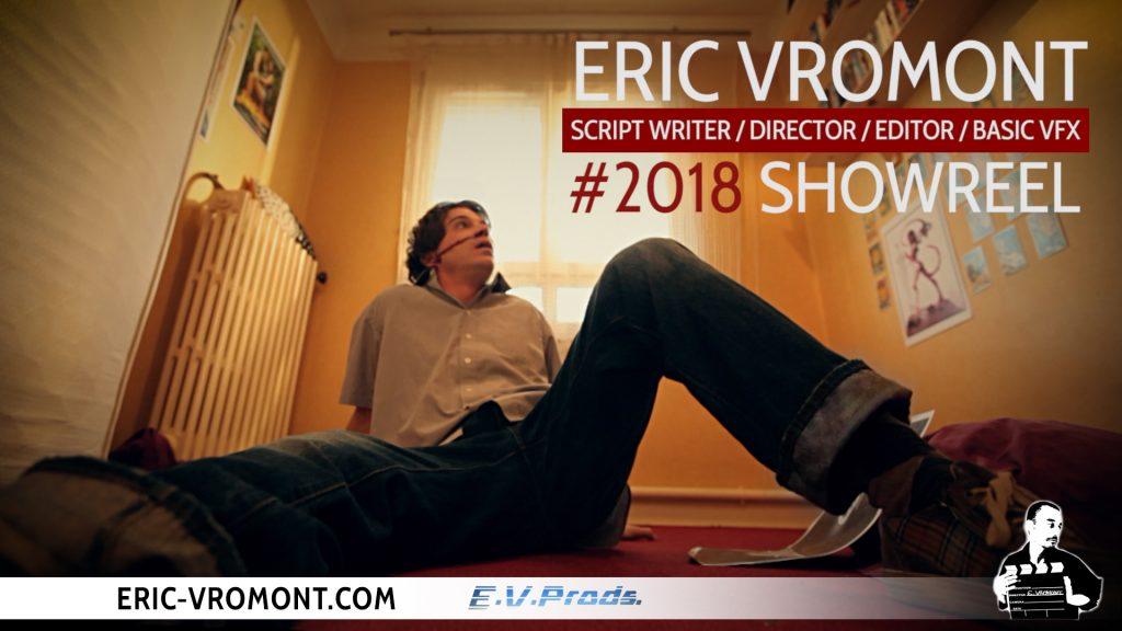 News #089 - Bande-démo Eric Vromont 2018
