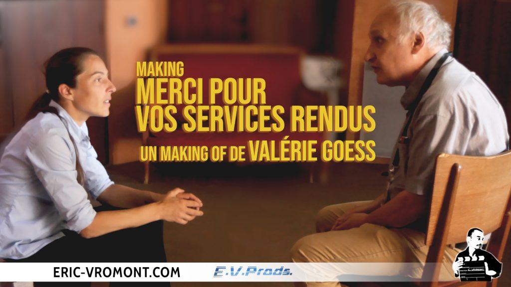 """Making """"Merci pour vos services rendus"""""""